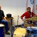 Drums&Percussion Kurs 2 mit Felix Fröhlich