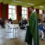 Abschlussgottesdienst mit Diözesanjugendpfarrer Thomas Helm