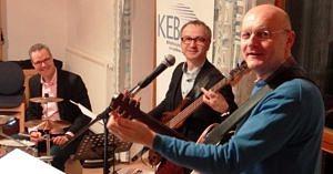 Christian Omonsky, Christian Weinzierl und Jürgen Zach (von links)