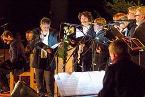 Die Gruppe VocalS (Foto: Claudia Omonsky)