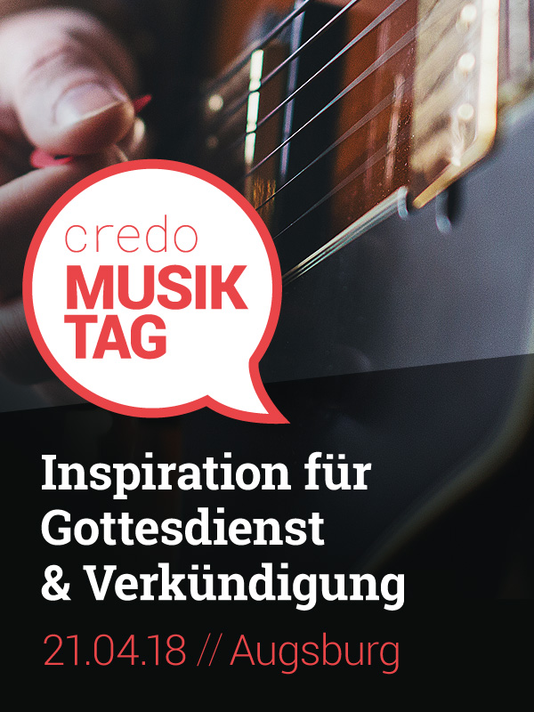Credo Musik Tag Augsburg Musica E Vita Neues Geistliches Lied