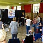 Chorworkshop+Rhythmus mit Malte Müller