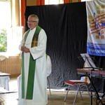 Abschlussgottesdienst mit Diözesanjugendpfarrer Christian Kalis